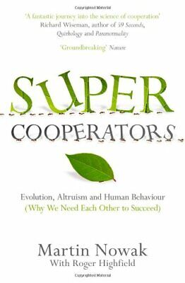 SuperCooperators by Highfield, Roger Book The Cheap Fast Free Post