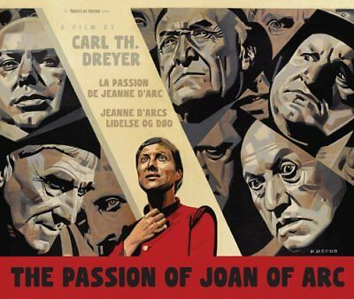 The Passion of Joan of Arc  NEW Blu-ray and DVD