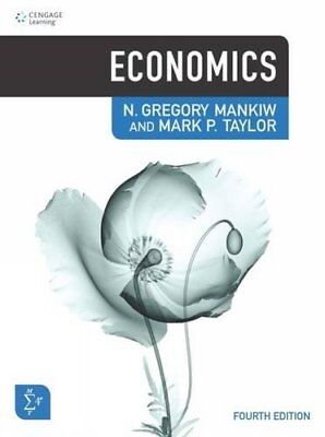 Economics By  Mark Taylor, N. Gregory Mankiw