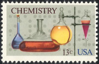 USA 1976 American Chemical Society/Chemistry/Science/Equipment 1v (n44743)