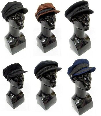 6 Mens Vintage Prince Henry Sailor Hats Caps Prussia German Wholesale Joblot #3