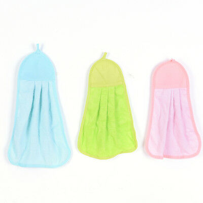 Kitchen can hang towel towels strong suction water cleaning cloth washing clothD
