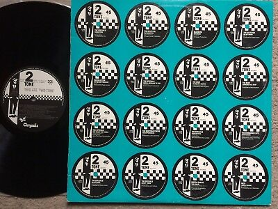 """Madness/the Specials Etc:""""this Are Two Tone"""".1983 Australian 2Tone.near Mint!!!!"""