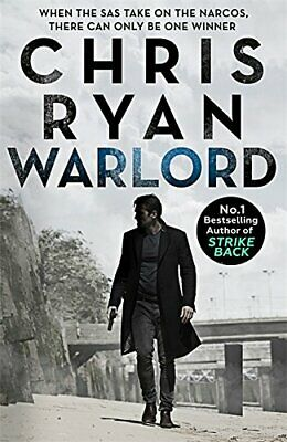 Warlord: Danny Black Thriller 5 by Ryan, Chris Book The Cheap Fast Free Post