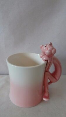 Royal Orleans 1981 United Artists Pink Panther on the Coffee Cup #J413.