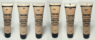 10 x MAX FACTOR CC Colour Correcting Cream 150ml *CHOOSE YOUR SHADE* Brand New