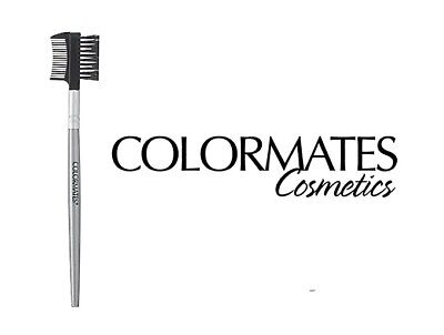Colormates Brow Brush & Comb For Eyebrow Brow Powder Professional High Quality