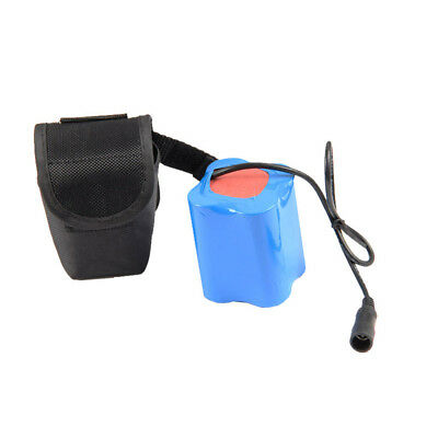 20000/16000/12000mAh 18650 8.4v Rechargeable battery Pack For Bike Bicycle Light