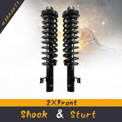 For 1992-95 Honda Civic Front Quick Complete Struts & Coil Spring Assembly Pair