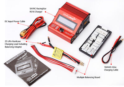 Charge Master SKYRC Balance RS16 Charger eFuel 17A Switching Power Supply