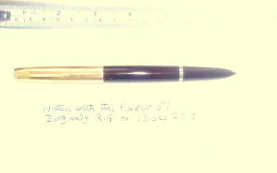 Vintage Parker 51 Fountain Pen.