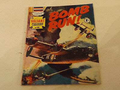 VALIANT PICTURE LIBRARY,NO 50,1965 ISSUE,V GOOD FOR AGE,52 yrs old,V RARE COMIC.