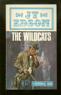 The Wildcats by J. T. Edson (Paperback, 1967 reprint)