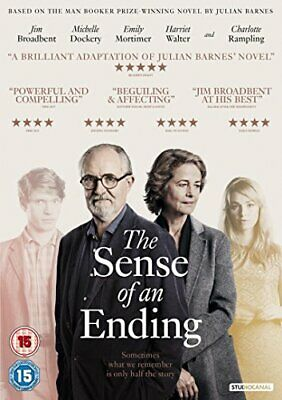 The Sense of An Ending [DVD] [2017] - DVD  MSVG The Cheap Fast Free Post