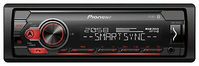Pioneer MVH-S300BT MP3-Autoradio mit Bluetooth USB iPod AUX-IN