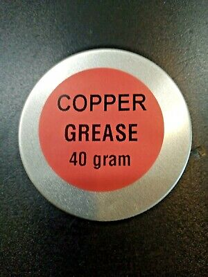 UNIVERSAL COPPER ANTI-SEIZE GREASE  INDUSTRIAL GRADE * FREE POST * 25g