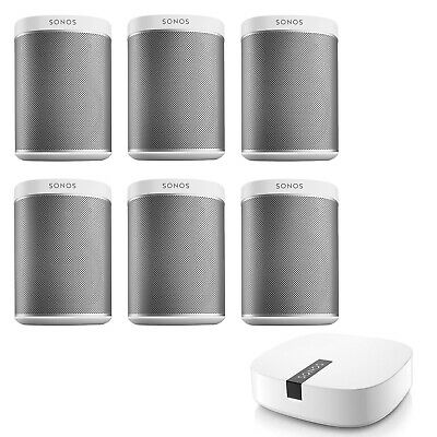 Sonos PLAY:1 Multi-Room Digital Music System Package with BOOST Wireless Adapter