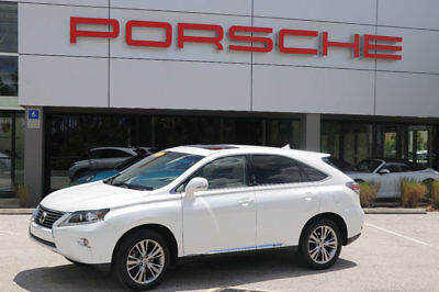 2013 Lexus RX Base Sport Utility 4-Door 2013 Lexus RX 450 Hybrid! Excellent Condition! Only 50k Miles!