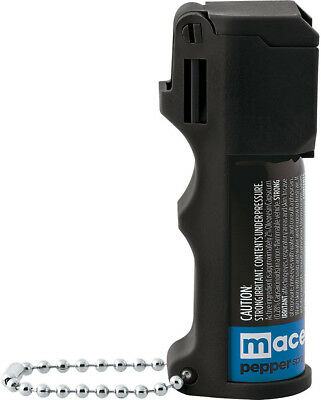 Mace Personal Model ORMD 11 Grams. About 5, one second bursts. Comes with flip-t