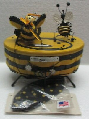 Longaberger 2009 BEE Basket COMPLETE