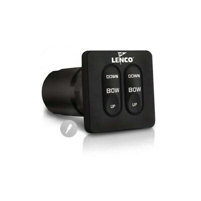 Lenco Standard Integrated Switch Kit - Single
