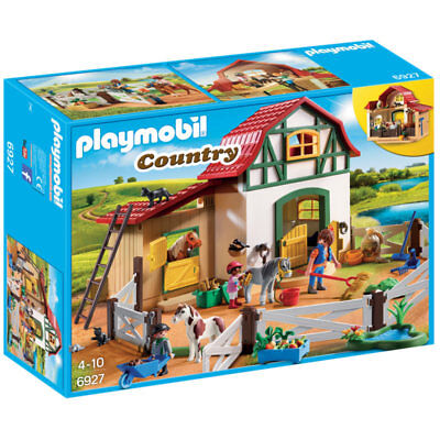 PLAYMOBIL Country Pony Farm 6927