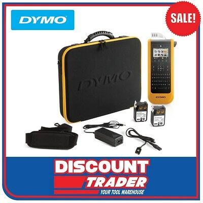 Dymo XTL™ 300 Professional / Industrial Label Printer Kit with Case - 1889482