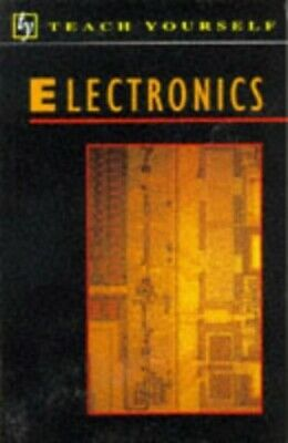 Electronics (Teach Yourself) by Plant, M. Paperback Book The Cheap Fast Free
