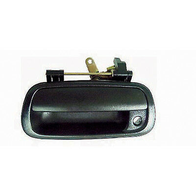 Outer Textured Black Rear Gate Handle for 00-06 Toyota Tundra TO1915110