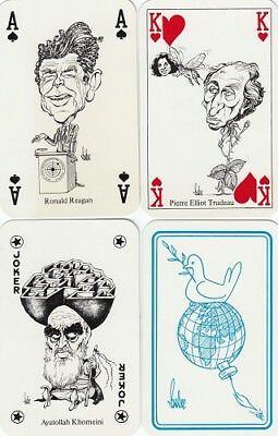 ZB 14. Germany POLIT-POKER by InterCol London 1989