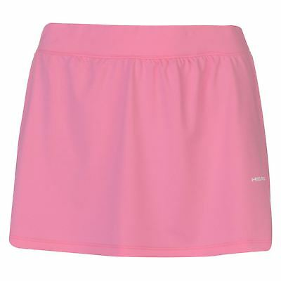 HEAD Womens Alicia Skirt Performance Stretch Stretchy Pleated Elasticated Waist