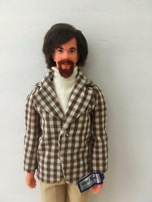 Vintage 1972 Mod Hair Ken Doll MINT with Original Wrist Tag Attached MINT Doll