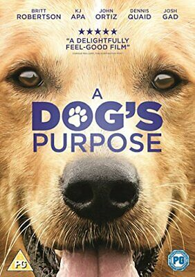 A Dog's Purpose [DVD] [2017] - DVD  YGVG The Cheap Fast Free Post