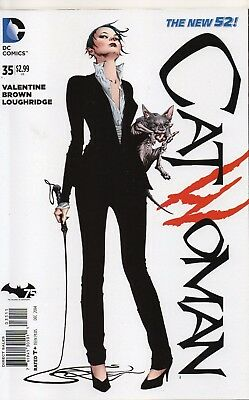 Catwoman #35 (NM)`14 Valentine/ Brown