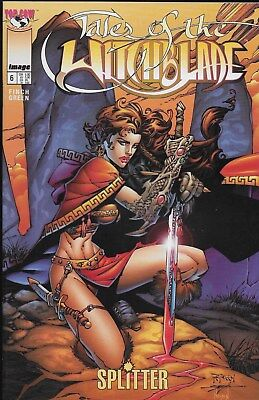Tales of the Witchblade Nr.6 / 1997 David Finch & Billy Tan