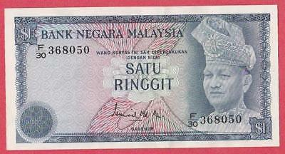 1972/76 Malaysia 1 Ringgit Note Unc