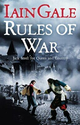 Rules of War (Jack Steel 2) by Gale, Iain Hardback Book The Cheap Fast Free Post