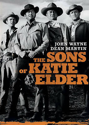 The Sons of Katie Elder (DVD, 2013) - NEW!!