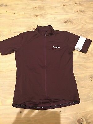 Rapha lightweight cycling jersey men's size Medium