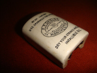 Vintage R R Shields Registered Design  Resin Applicator For Violins c1890
