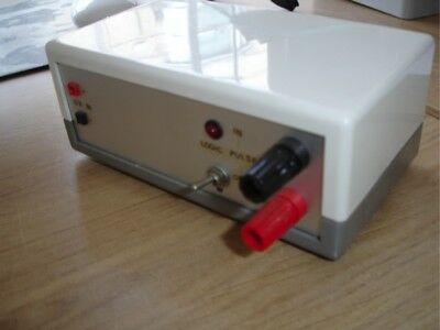 Logic Pulser in an easily adaptable electronic project box (155x 85x 60mm)
