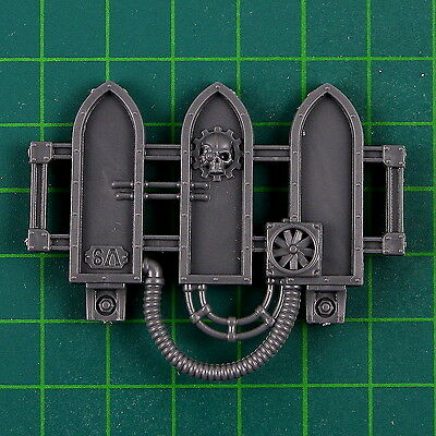 Sector Mechanicus Ferratonic Furnace Balustrade C Warhammer 40K Bitz 10013