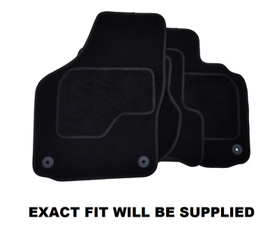 Premium Tailored car Mats Ford Focus March 2015 On