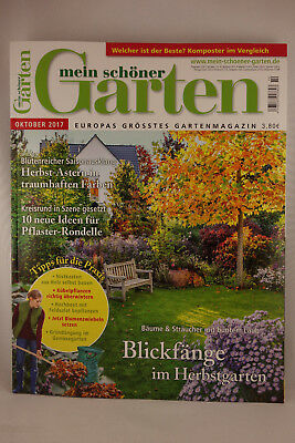 zeitschrift mein sch nes land september oktober 2017 garten eur 1 00 picclick de. Black Bedroom Furniture Sets. Home Design Ideas