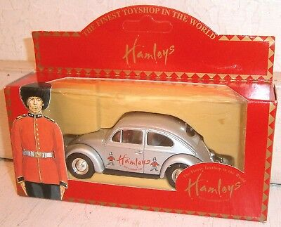 Lledo Hanley's 'Finest Toyshop in the World' Volkswagen Beetle  - NIB