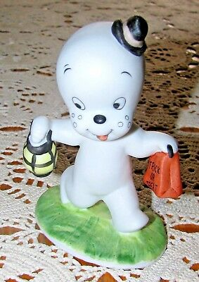 Casper The Friendly Ghost Figurine 1986 Harvey Publications Perfect!