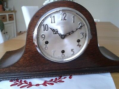 Enfield Napoleon style  hat clock