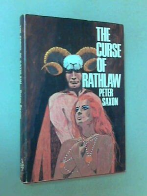 Curse of Rathlaw by Saxon, Peter Book The Cheap Fast Free Post