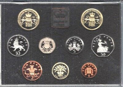 Great Britain - 1989  Proof Set