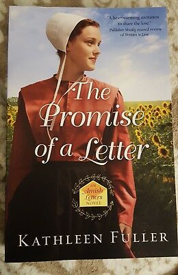 An Amish Letters Novel: The Promise of a Letter by Kathleen Fuller (2017, Paper…